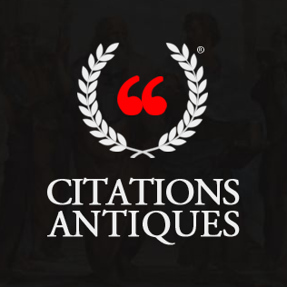 Citations Antiques Citations Reflet De La Sagesse Des Anciens